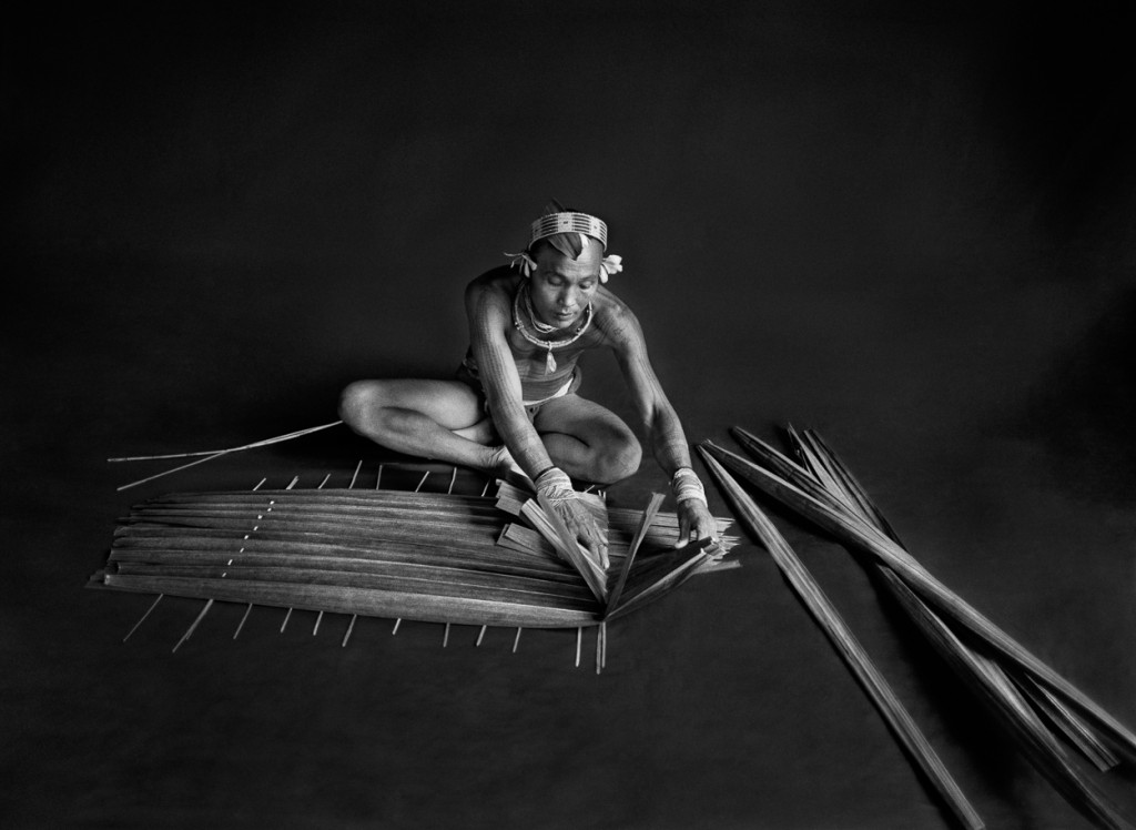 5. Salgado_Teureum, sikeirei and leader of the Mentawai clan