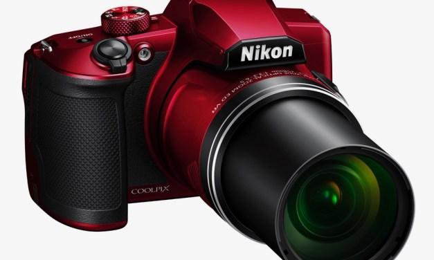 Nikon actualiza dos potentes cámaras Coolpix superzoom: B600 y A1000