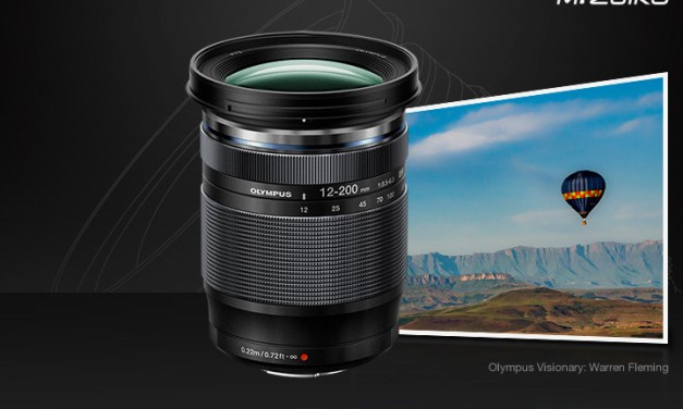 Olympus M.Zuiko Digital ED 12-200mm F3.5-6.3: el objetivo mirrorless con mayor zoom