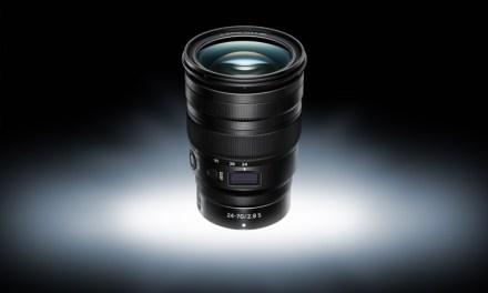 Nikon anuncia el Z 24-70mm f/2,8 S, el nuevo zoom estándar para las Nikon mirrorless