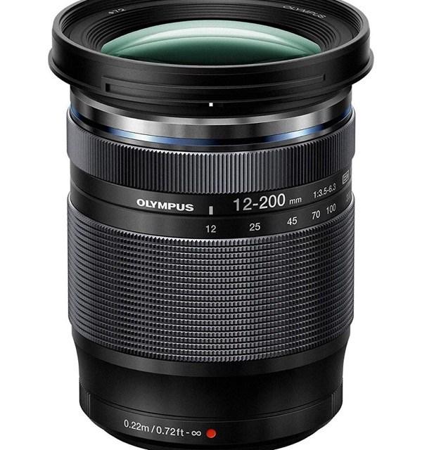 Oferta: 180 € de descuento en el objetivo Olympus M.Zuiko ED 12-200 mm f/3,5-6