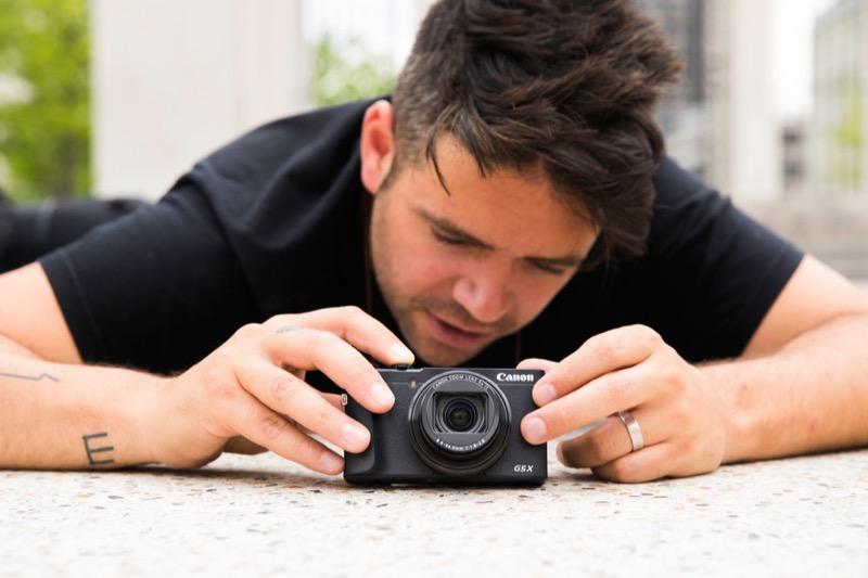 Canon lanza dos nuevas cámaras compactas: PowerShot G7 X III y PowerShot G5 X Mark II