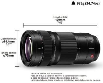 Photoinfo.org Nuevo-Objetivo-Panasonic-Lumix 70-200mm S PRO F/4 O.I.S.