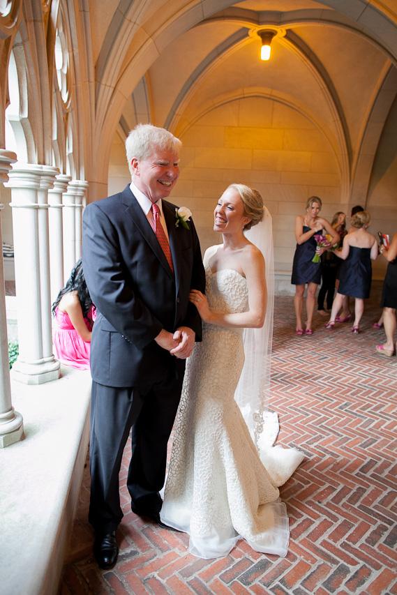 Trinity College Hartford CT Wedding Kaitlin and Kelvin