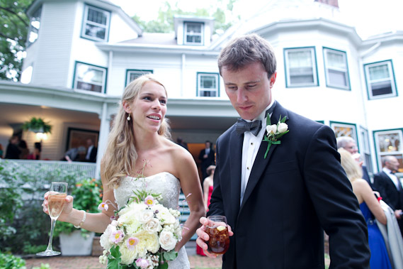 Allison Pataki And David Levys Wedding In Hudson Valley