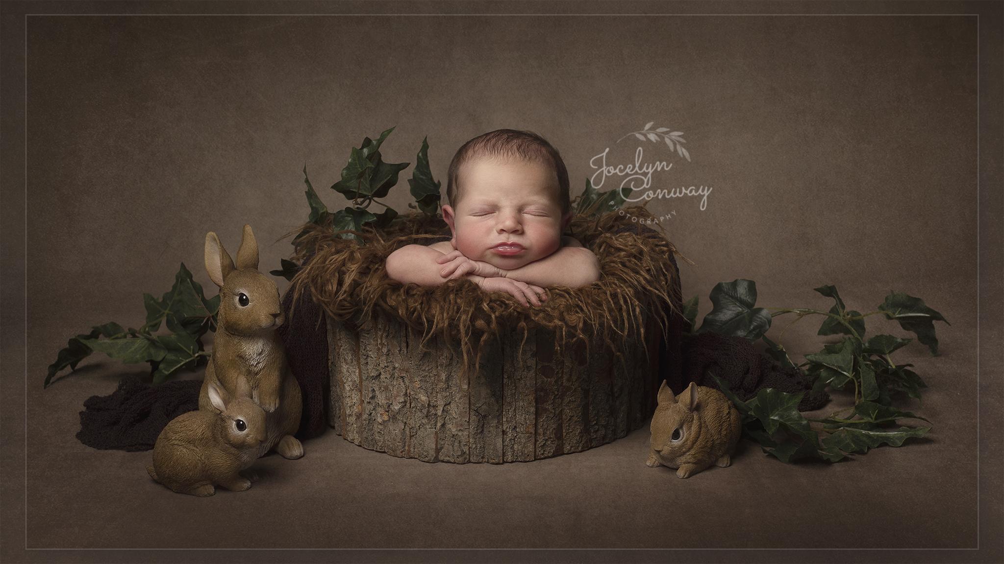 Jocelyn Conway Photography newborn photos
