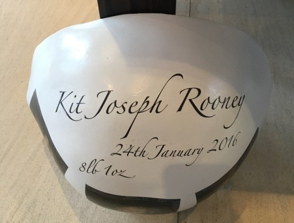Coleen Rooney Bump bowl by Photojos Photography