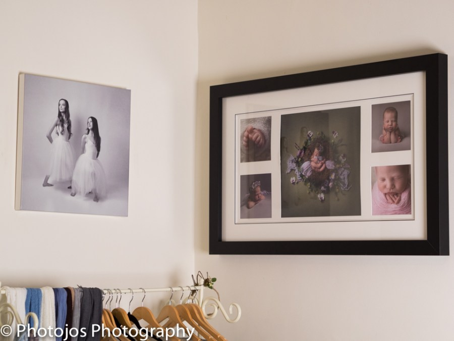 Frames and Canvases