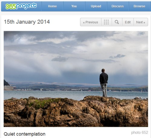 365Project - A friendly project to develop confidence in your photography