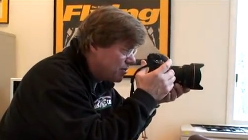 Improving your camera grip.