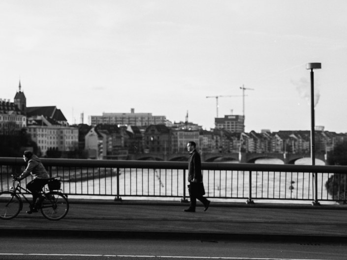 Street Photography in Basel