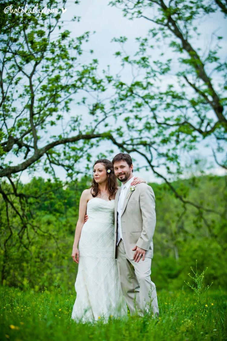 Kayla and Mike at The Briar Patch in Middleburg, Va on May 11, 2013