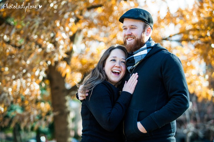 engagement, e session, Capitol Hill, Holiday Market