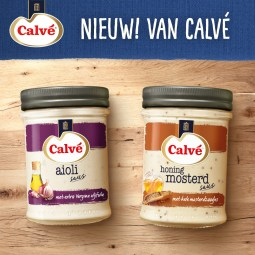 Calvé | Social Media