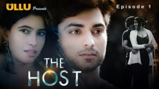 The Host (E01) Watch UllU Original Hindi Hot Web Series