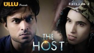 The Host (E02) Watch UllU Original Hindi Hot Web Series