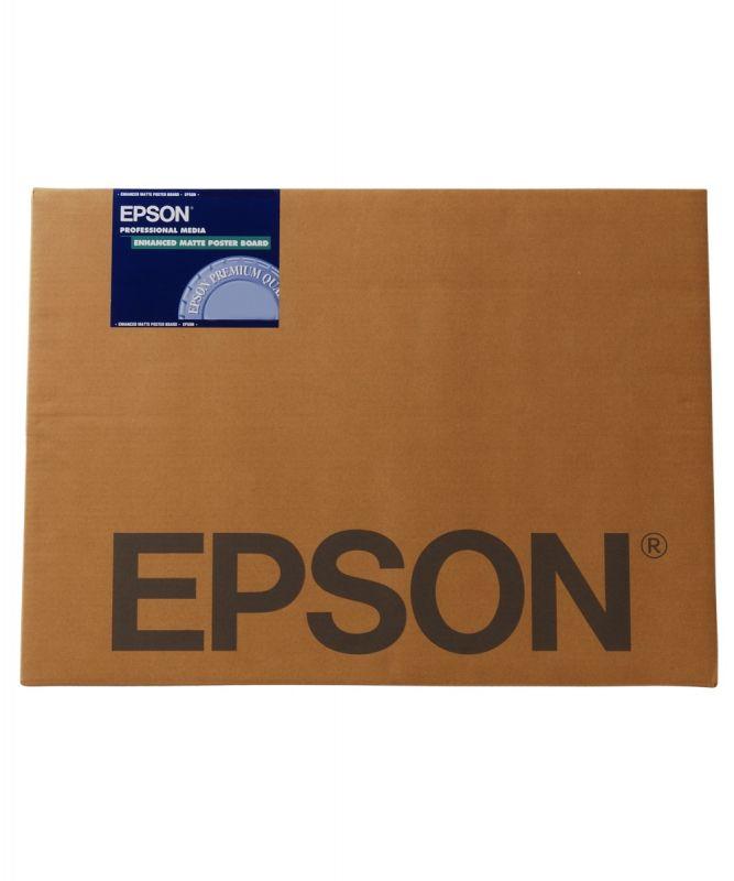 epson enhanced matte posterboard a2 20 blatt