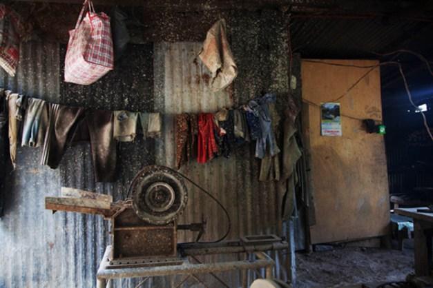 Benguet Miners' Hut