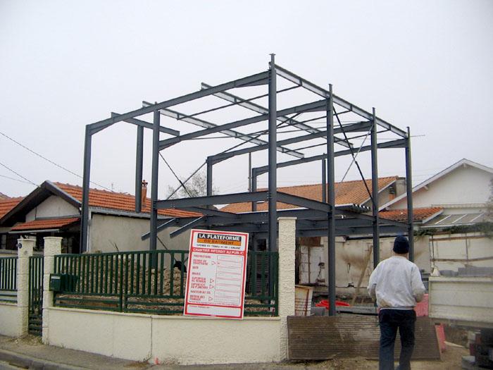 Maison Ossature Metallique Avis Elegant Maison Ossature Metallique