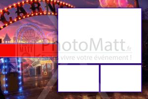 Thème photobooth borne photo selfie photomattanniversaire parc attraction cirque