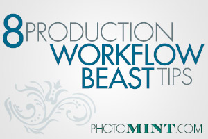 8 Production Workflow Beast Tips