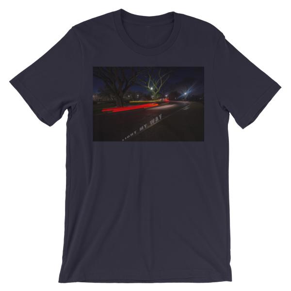 Light-My-Way-Photomusicology-Carla-Durham-unisex-t-shirt-navy