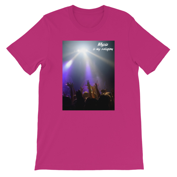 music-is-my-religion-photomusicology-carla-durham-t-shirt-berry