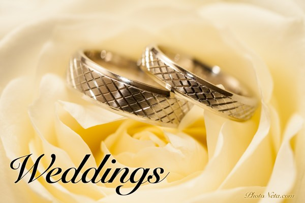 Wedding rings photography | Photoneta