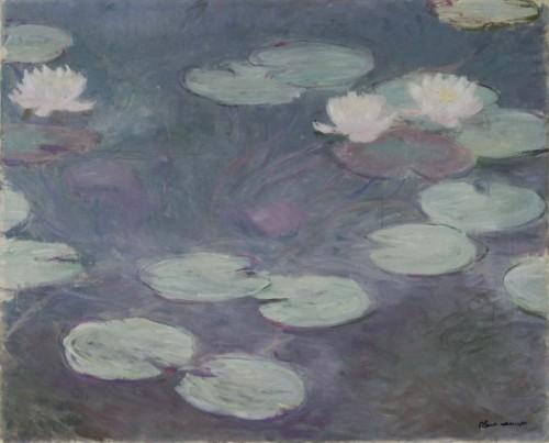 Water Lilies (1897) Monet