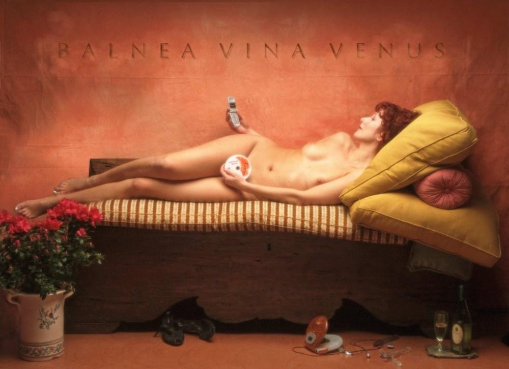 Balnea Vina Venus 2005 by Patrick Nicholas