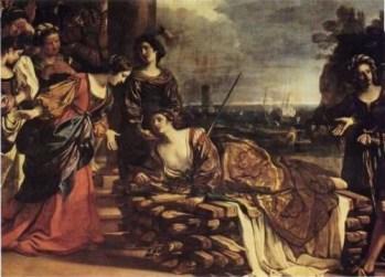 Dido (1630) Guercino