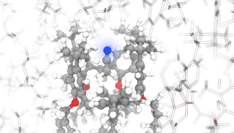ML and NMR Spectroscopy Predict Location of Atoms in