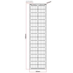 12v 100ah Battery Charger Circuit Diagram Vaillant Ecotec Plus S Plan Wiring Solar Panels Charging Kits For Caravans Motorhomes
