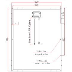 12v 100ah Battery Charger Circuit Diagram Pir Motion Sensor Wiring Uk Solar Panels Charging Kits For Caravans Motorhomes