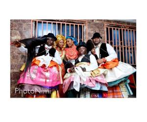 traditional itsekiri wedding attire outfit photonimi