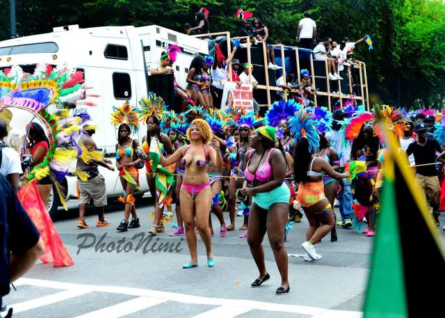 labour day carnival in new york