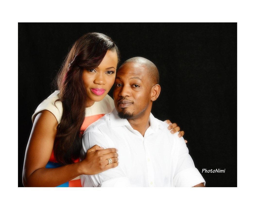 pre-wedding photo shoot in the studio, tobi & niyi, photonimi, photo nimi