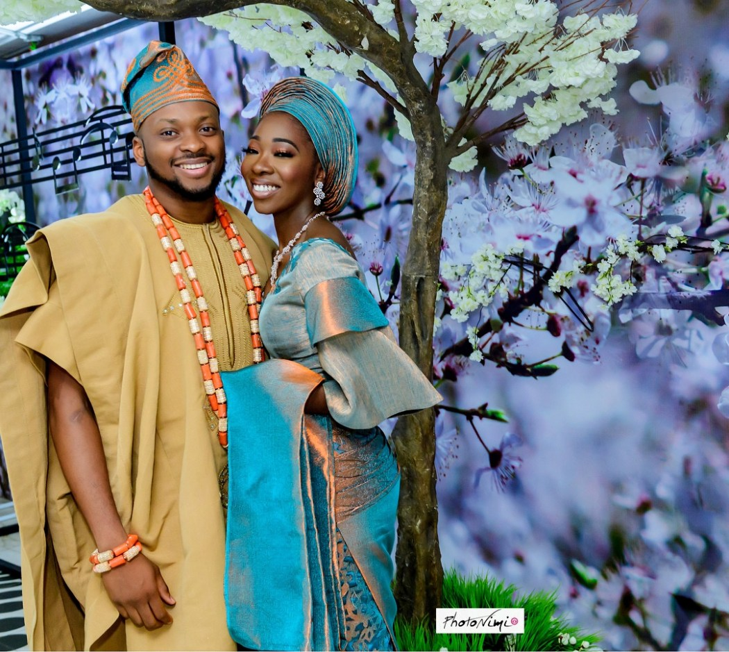 Dara & Tosin, traditional wedding photography by photonimi