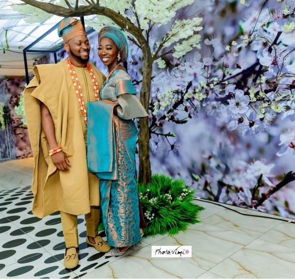 Dara & Tosin, traditional wedding photography by photonimi