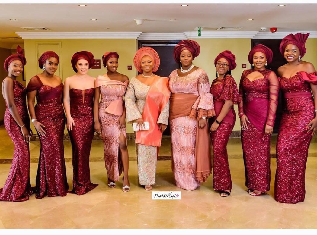 Kemi & Seun Wedding Photography, PhotoNimi, Nigeria