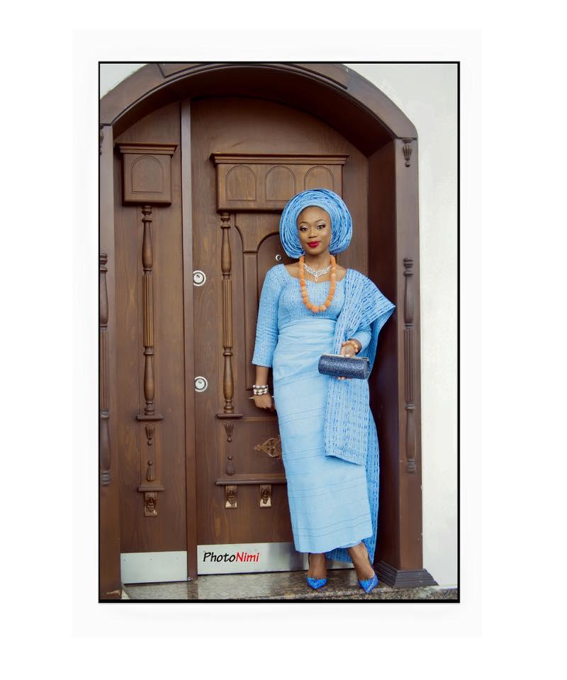 Tope & Demola, traditional Yoruba wedding, lagos, photonimi, wedding photography