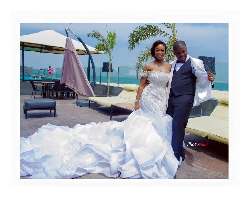 Tope & Demola, church wedding, lagos, photonimi, wedding photography