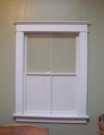 Window Trim Styles Interior