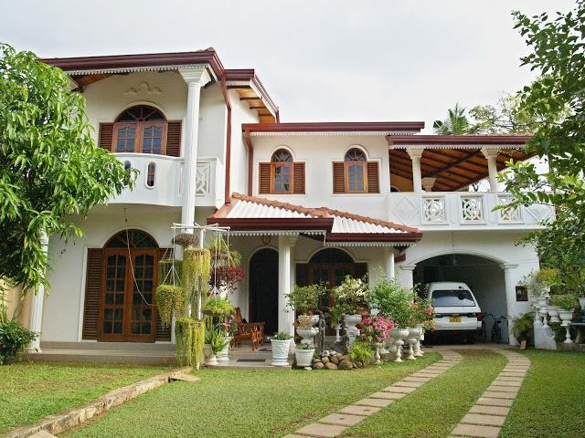 New House Plans With Photos In Sri Lanka