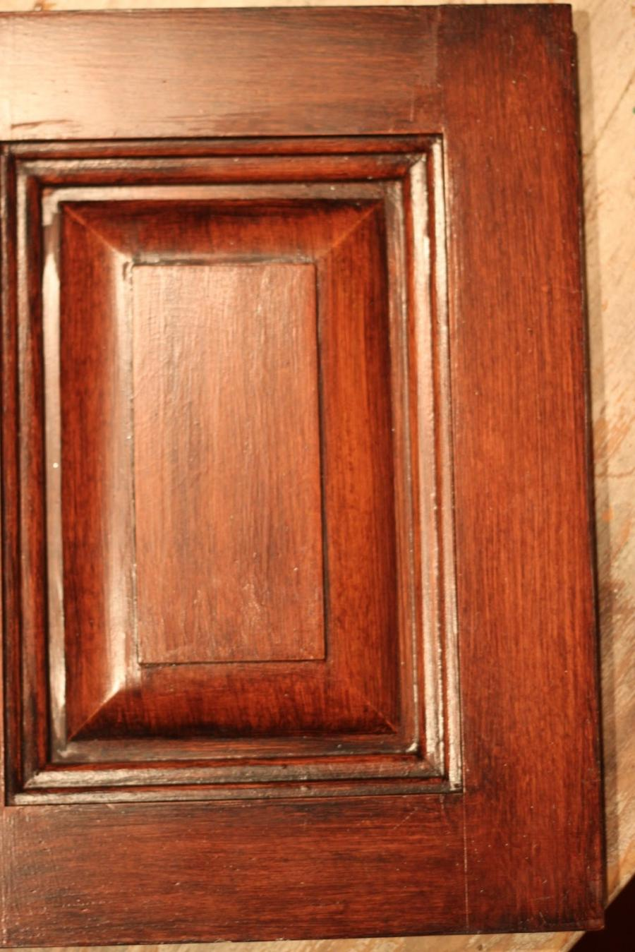 Photos Glazed Oak Cabinets