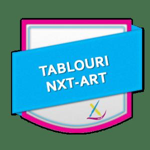 Tablou NXT-ART - pictură, acrilic pe pânză