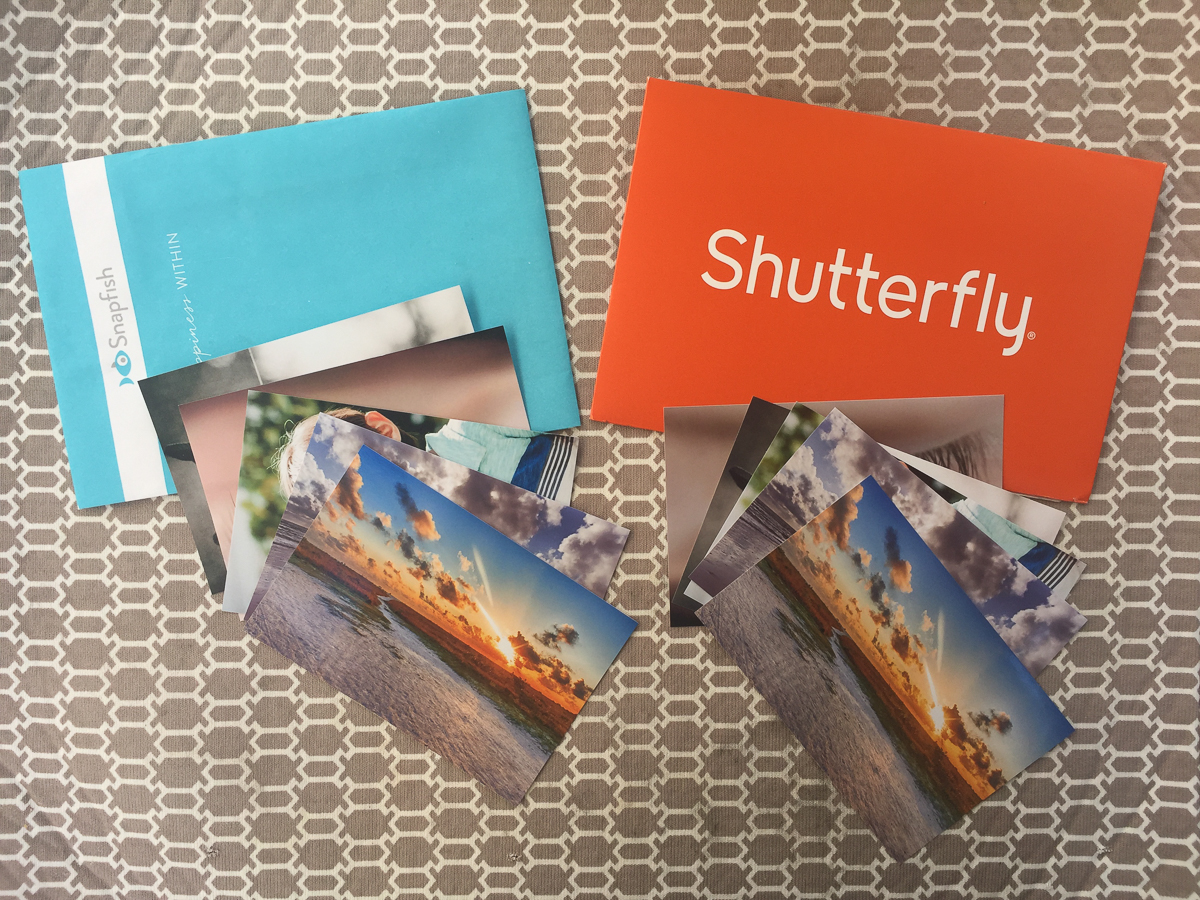 Snapfish vs Shutterfly  Which is really better