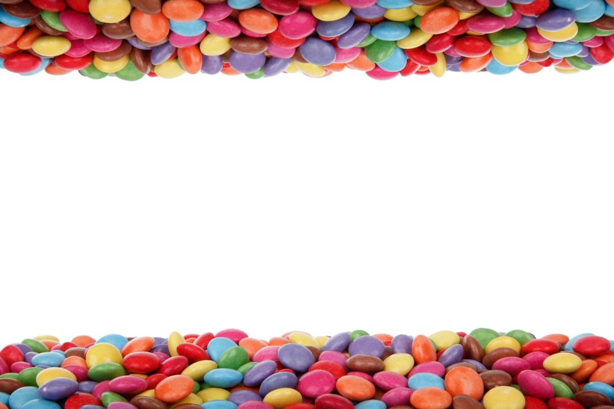 Candy frame border 2