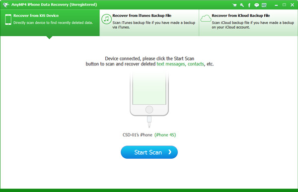 How to Recover Deleted iMessages from iPhone 7 / 7 Plus