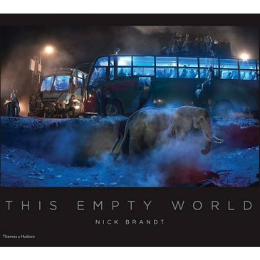 Book Review: This Empty World by Nick Brandt